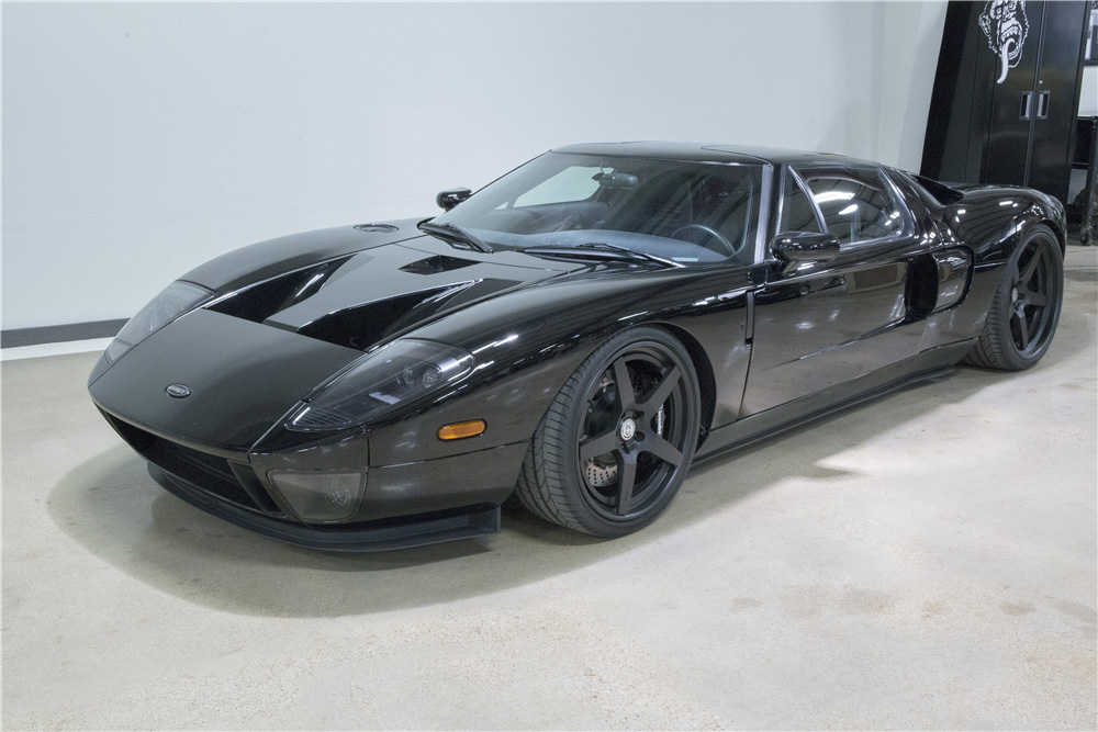 The Gas Monkey Ford GT Will Be Auctioned Off At BarrettJackson This - Gas monkey car show