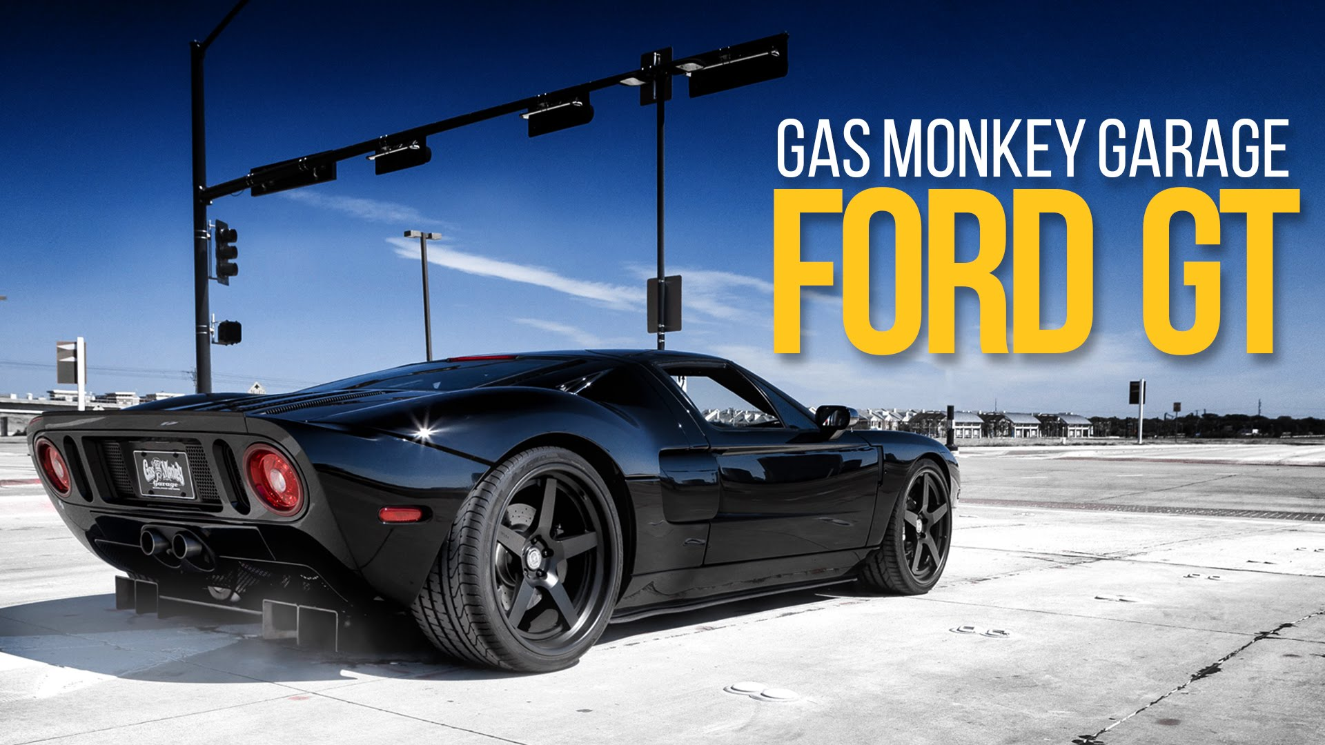 the gas monkey ford gt will be auctioned off at barrett jackson this week. Black Bedroom Furniture Sets. Home Design Ideas