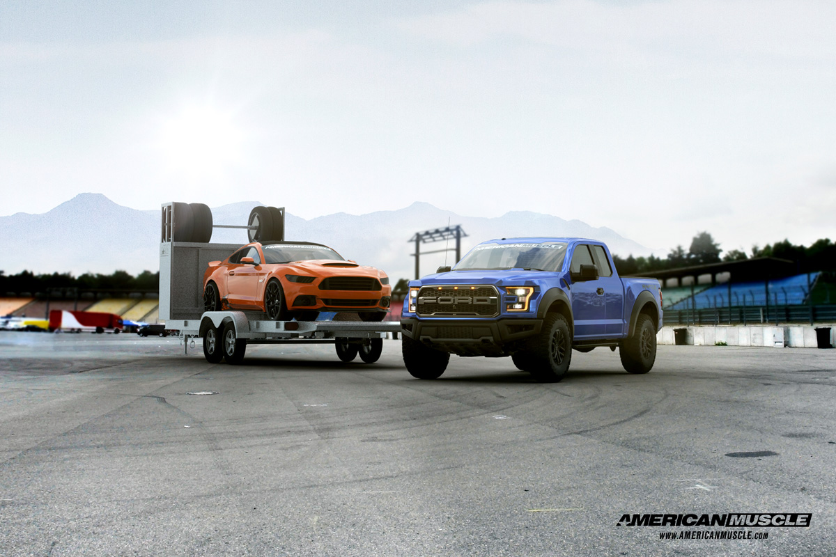 Enter To Win A 2017 Ford Raptor and 850+ HP Ford Mustang From ...
