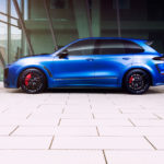 2016 - TechArt Powerkits for Porsche Macan and Porsche Cayenne