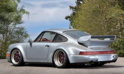 1993 Porsche Carrera RSR heading to auction