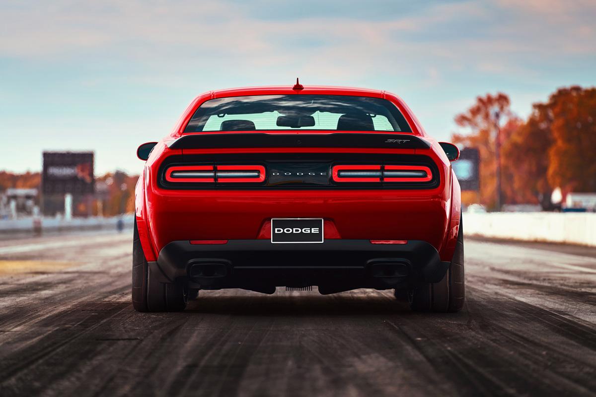 2018 Dodge Challenger Srt Demon 0 60 In 2 3s 1 4 Mile In 9 65s At
