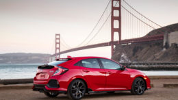 2017 Honda Civic Sport Touring Hatchback