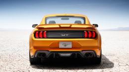 2018 Ford Mustang GT - Orange Fury