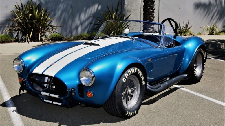 427 Shelby Competition Cobra