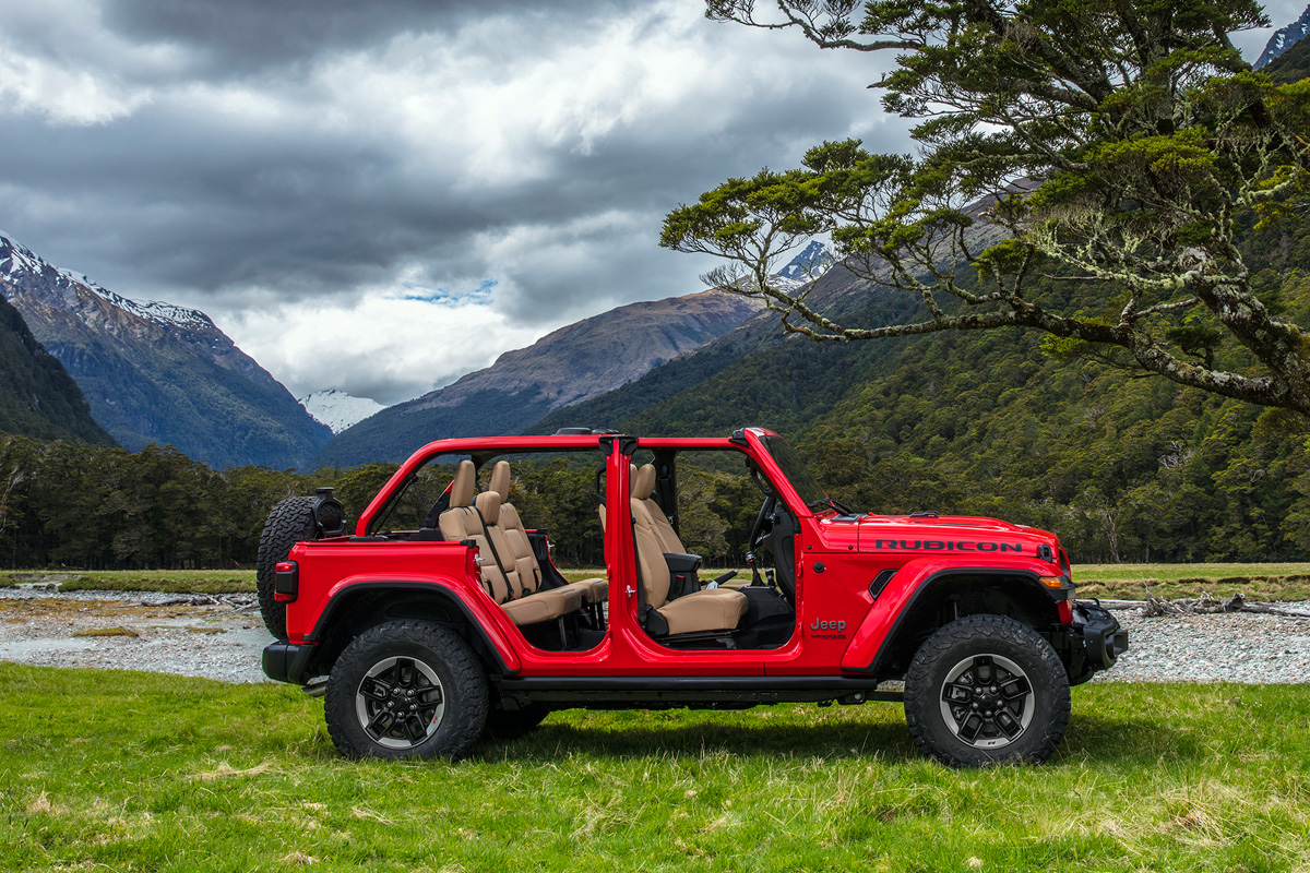 all new 2018 jeep wrangler - HD 1200×800