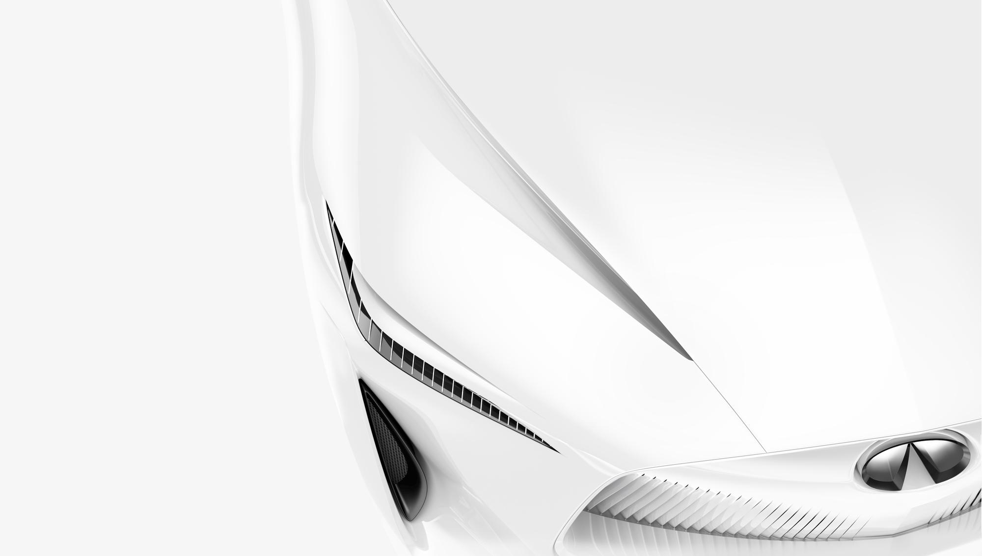 Infiniti Concept Car Teaser