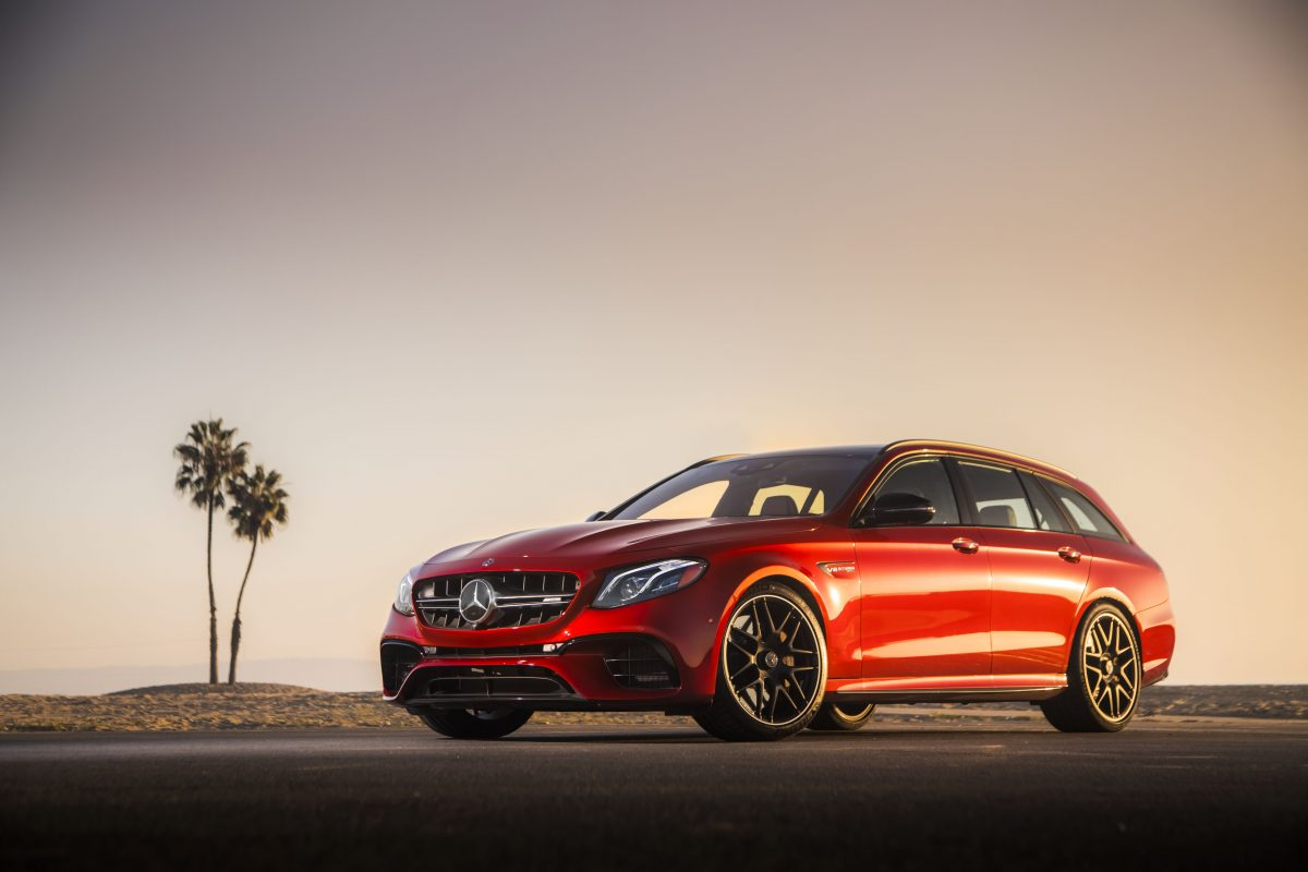 The 2018 mercedes amg e63 s wagon is 603hp of pure insanity for 2018 mercedes benz e63 amg