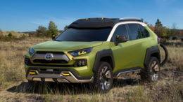 2018 Toyota FTAC Concept