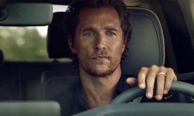 Lincoln - Perfect Rhythm - Matthew McConaughey