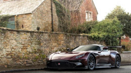 Road Legal Aston Martin Vulcan