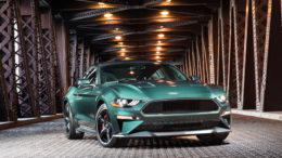 2019 Mustang Bullitt makes its debut at NAIAS