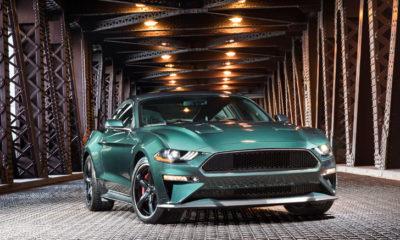 2019 Mustang Bullitt makes its debut at NAIAS