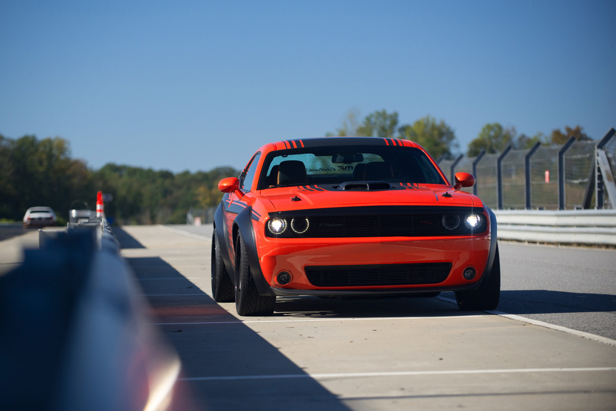 Challenger Scat Pack >> AVS Is Giving Away Their SEMA Show Car In The 'AVS Supercharged All-American Car Sweepstakes'
