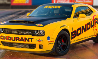 Bondurant Drag Racing School