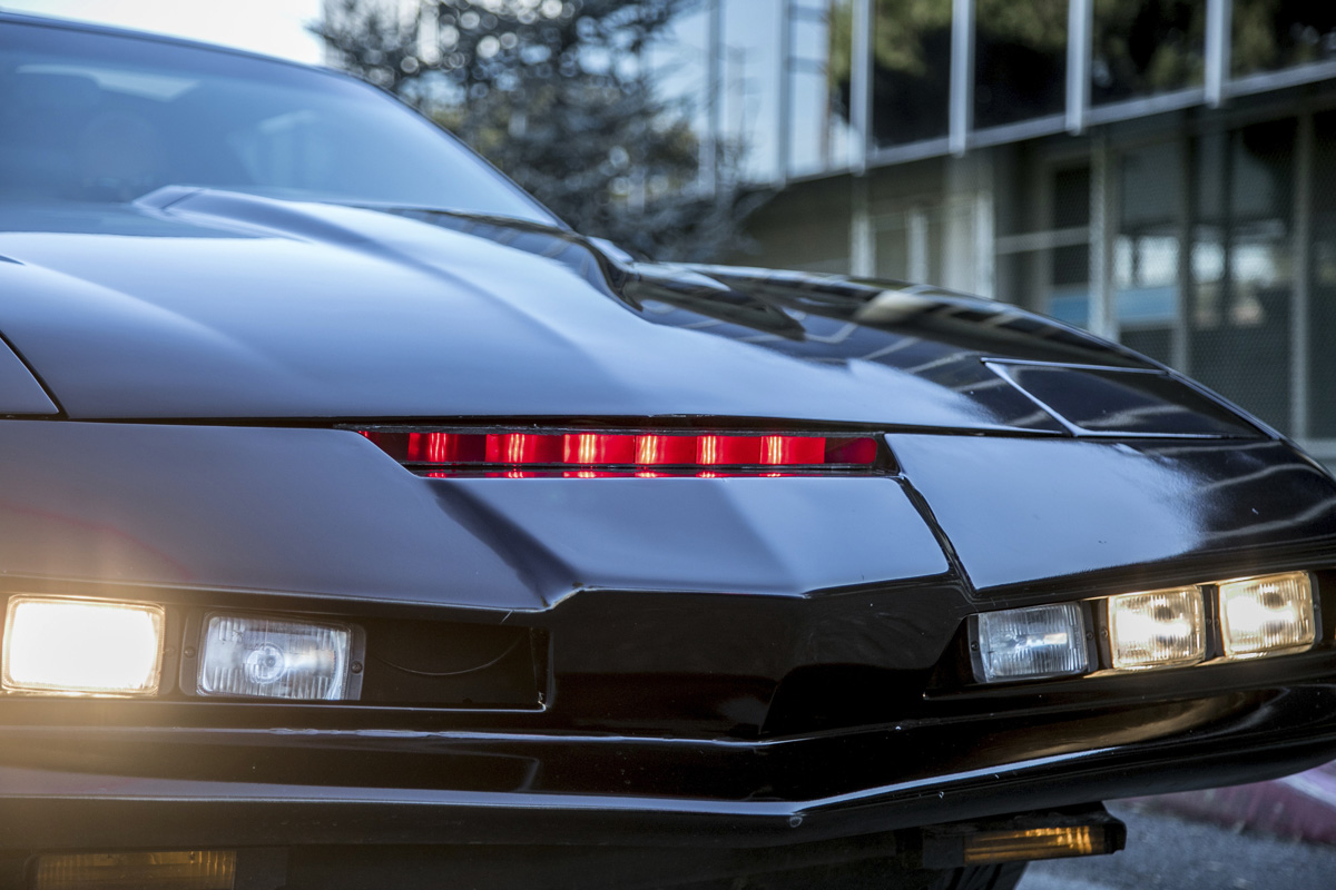 Get Ready To Live Out Your Knight Rider Fantasies With