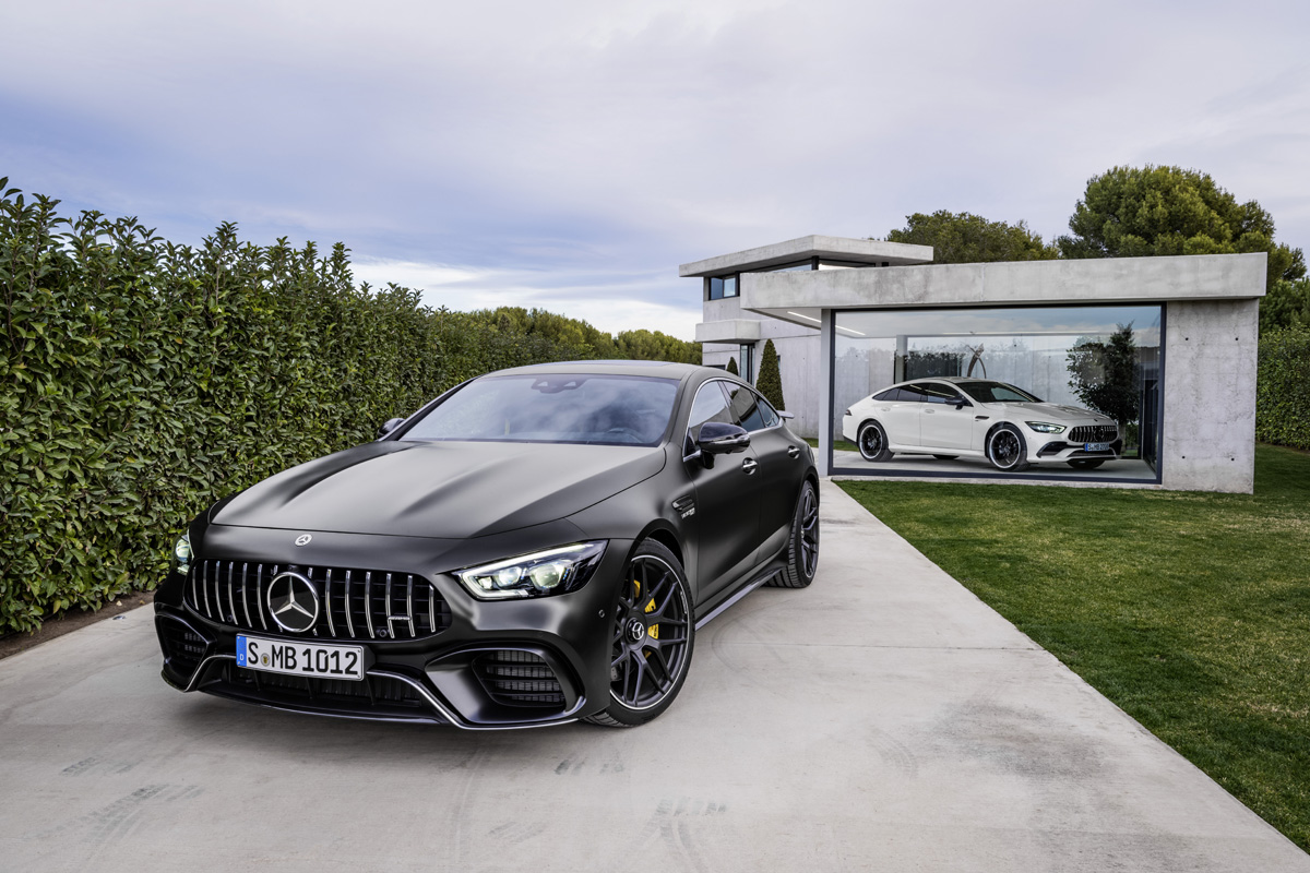 Mercedes-AMG GT 4 Door Coupe
