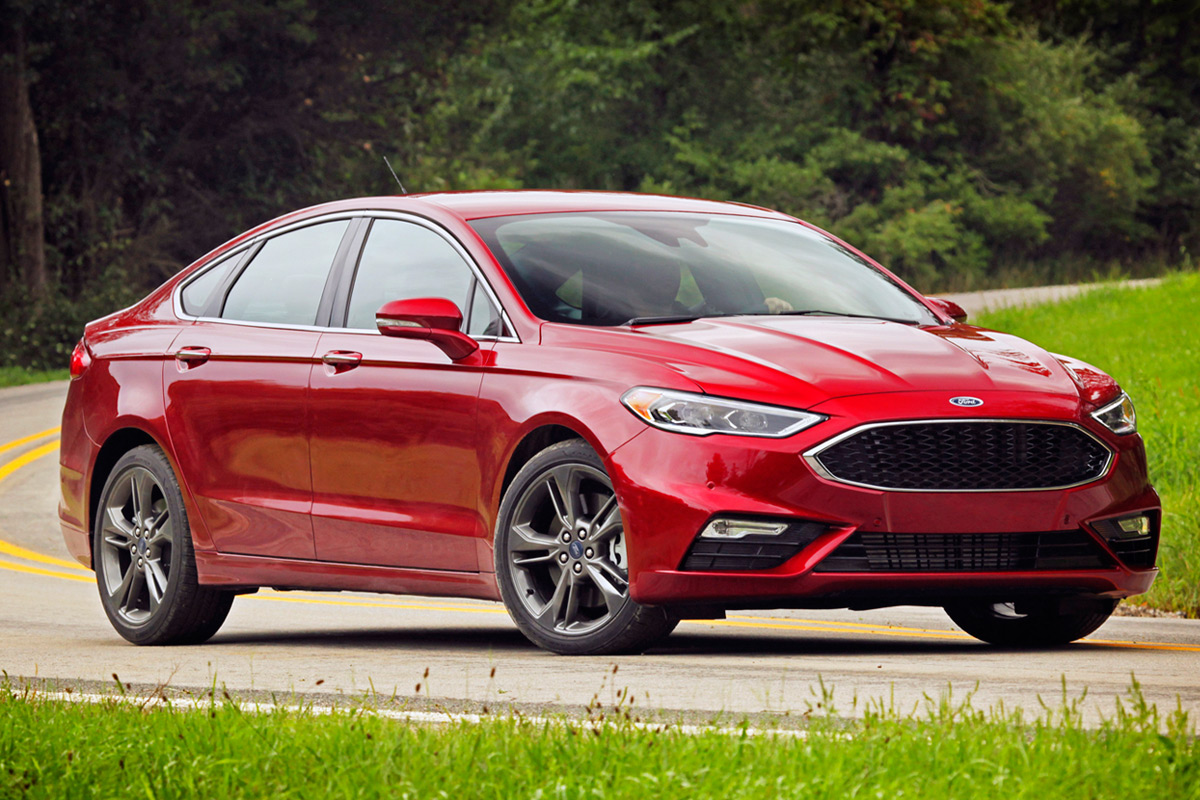 Ford To Phase Out All Small Cars And Sedans (Except The Mustang ...