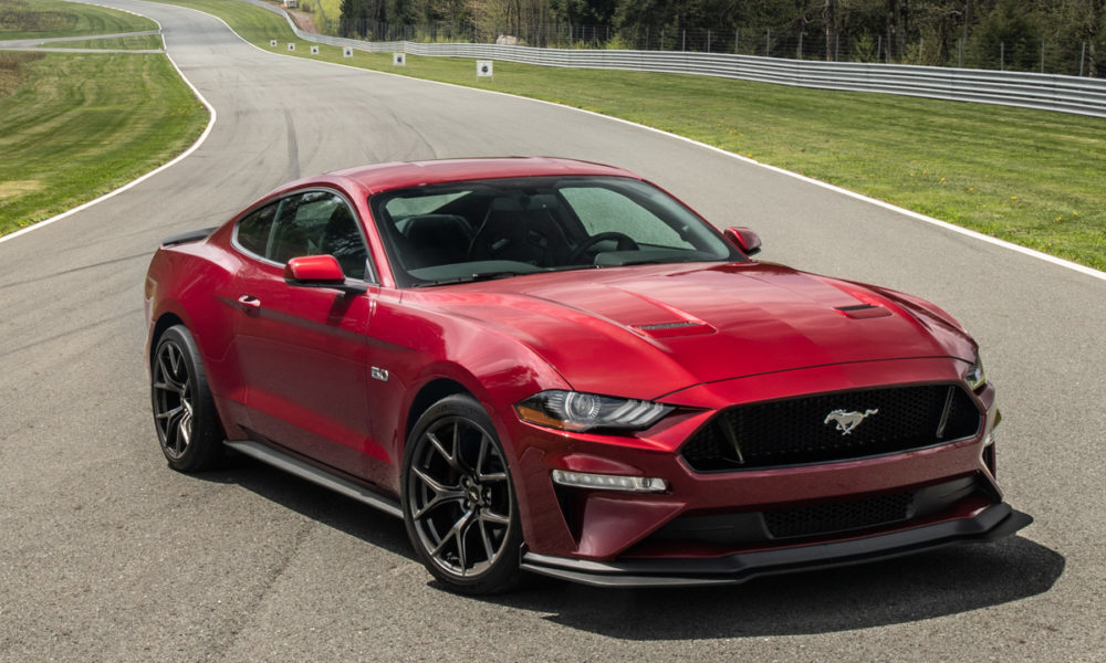Track Day With The 2018 Ford Mustang Gt Performance Pack 2