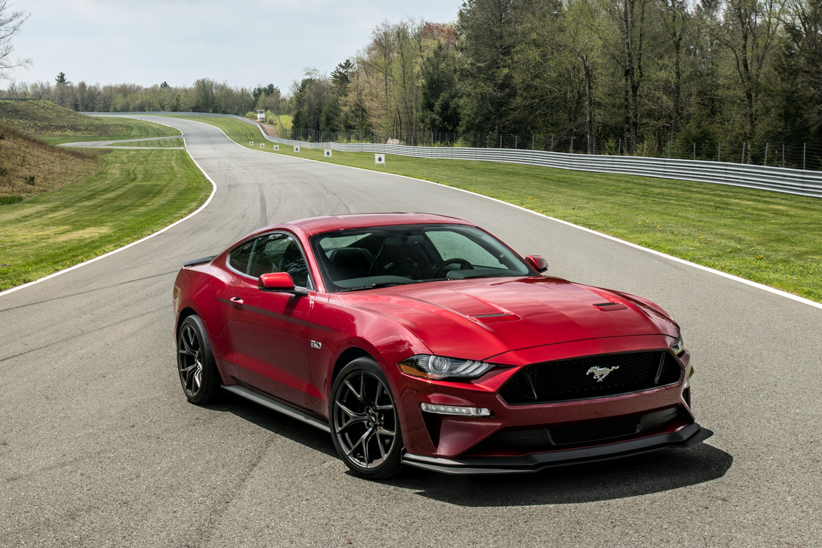 2018 Mustang Gt Pricing >> Track Day With The 2018 Ford Mustang GT Performance Pack 2
