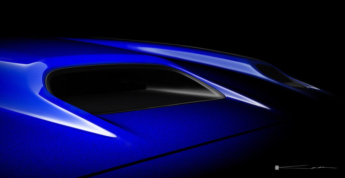 2019 Dodge Challenger SRT Hellcat Teaser