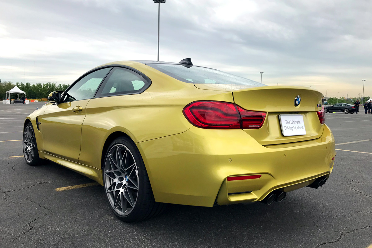 2018 BMW Ultimate Driving-Experience