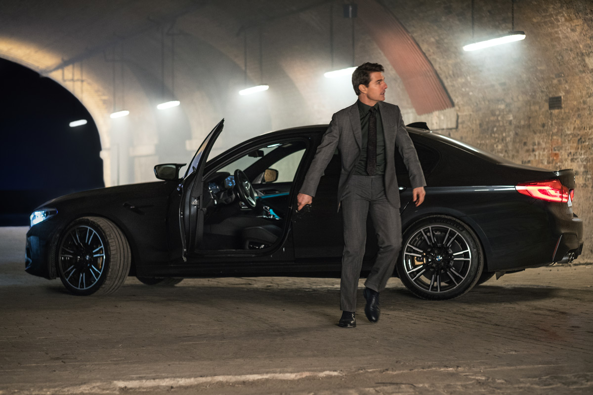 Mission Impossible Fallout - BMW