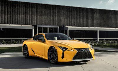 2019 Lexus LC 500 Inspiration Series