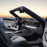 2020 Porsche 911 Carrera 4S Cabriolet interior