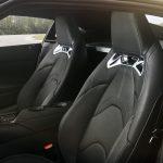 2020 Toyota Supra seats