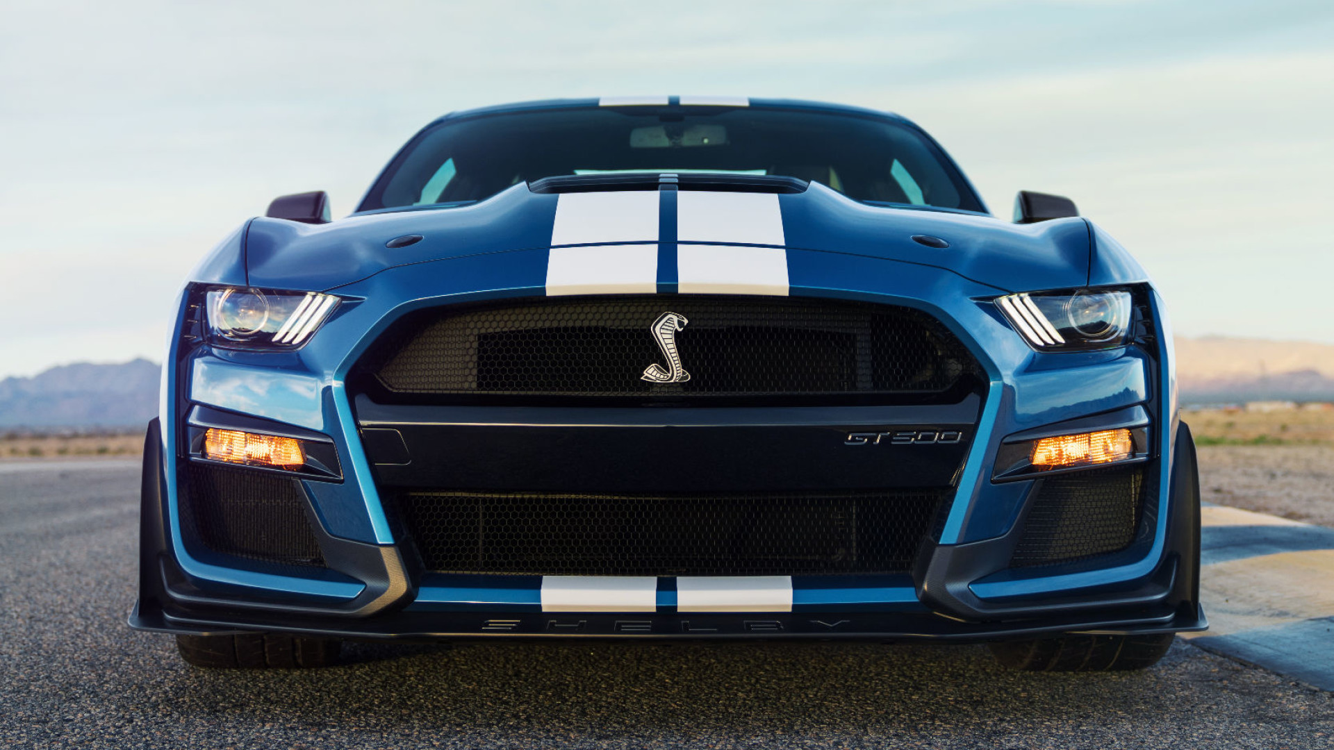 the 2020 mustang shelby gt500 is finally here and it was