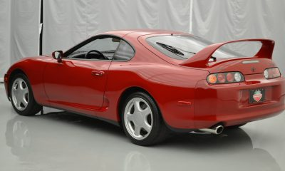 1994 Toyota Supra TT 6-Speed on Bring A Trailer