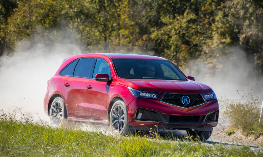 Review 2019 Acura Mdx A Spec