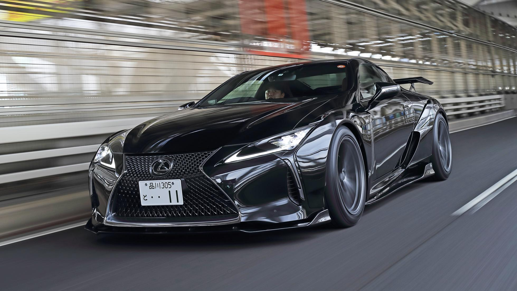 A​rtisan Spirits Lexus LC 500 Widebody Kit