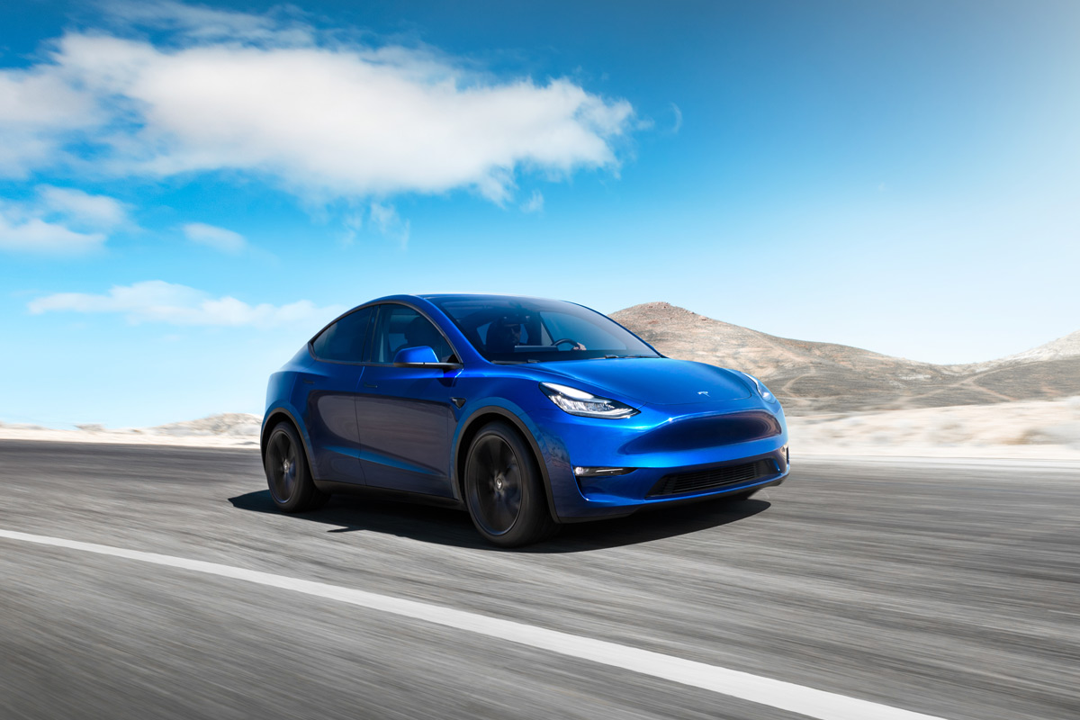 elon musk unveils the long awaited tesla model y crossover. Black Bedroom Furniture Sets. Home Design Ideas