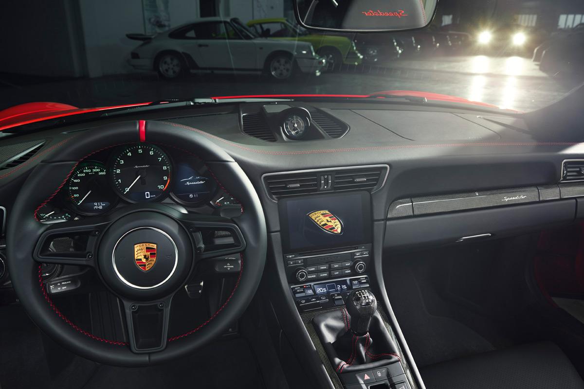 2019 Porsche 911 Speedster