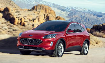 The All-New 2020 Ford Escape