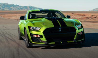 2020 Ford Mustang - Grabber Lime