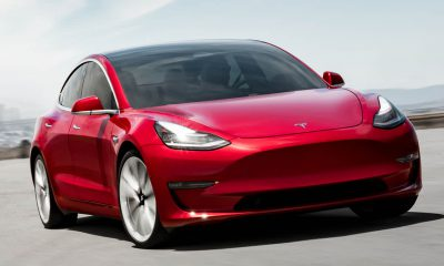 Tesla Model 3 now available for lease