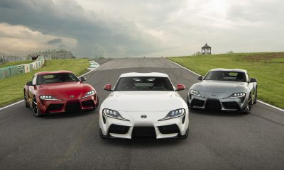 2020 GR Supra Group Shots