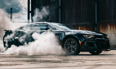 2019 Camaro ZL1 Launch