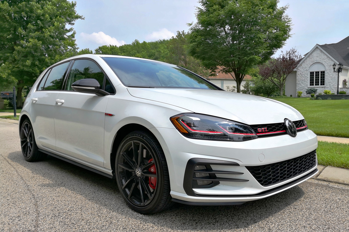 2019 Volkswagen Golf GTI Rabbit Edition