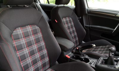 2019 Volkswagen Golf GTI Rabbit Edition - Clark plaid print seats