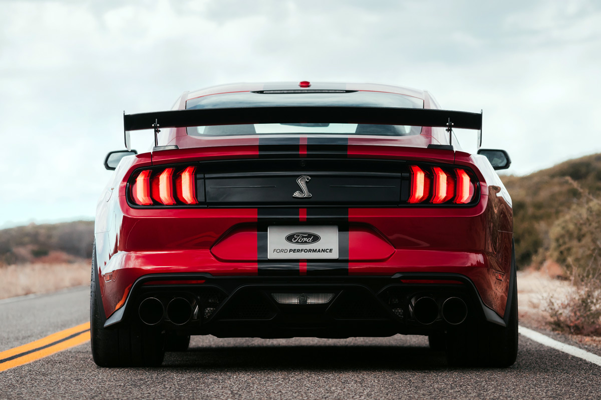 2020 Ford Mustang Shelby GT500 pricing announced