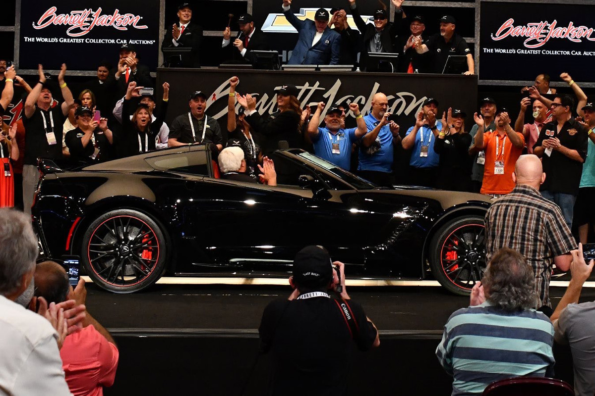 Dan Snyder Motorsports Wins Last Chevrolet Corvette C7 For $2.7M