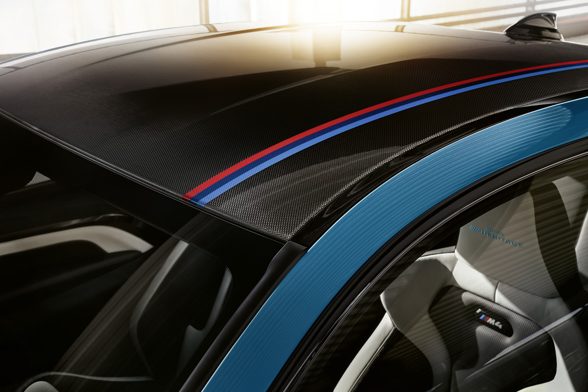 2020 BMW M4 Edition ///M Heritage