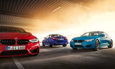 BMW M4 Edition M Heritage
