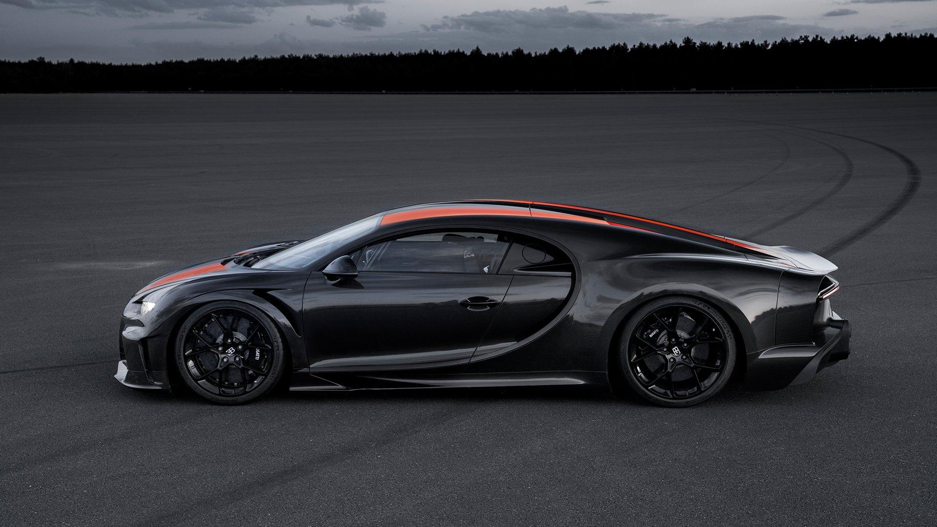 Bugatti Chiron breaks 300mph
