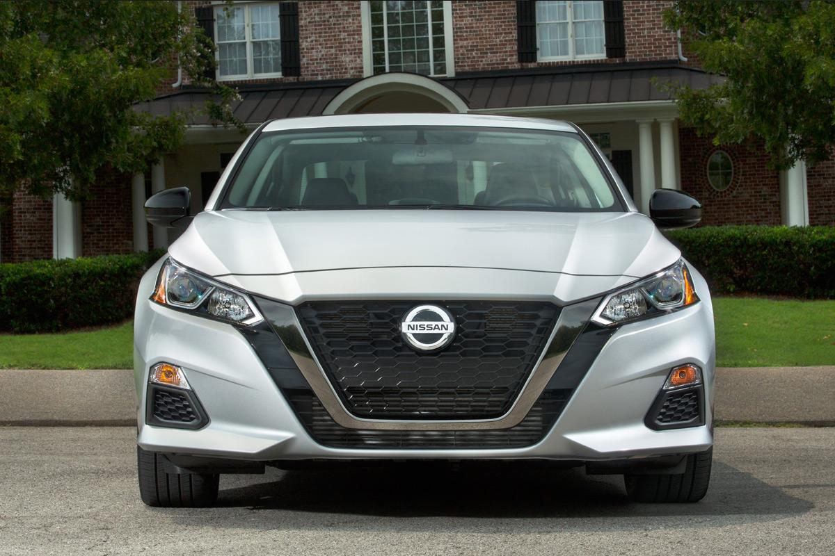 2019 Nissan Altima AWD