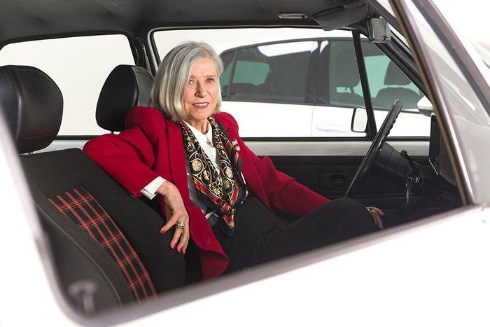 Gunhild Liljequist - Volkswagen Golf GTI